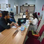 Pelaksanaan Monitoring dan Evaluasi  semasa pandemi Covid-19 pada semester Genap, Tahun Akadmik 2019/2020